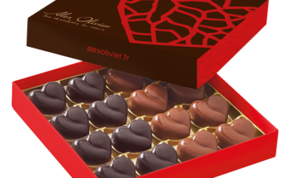 Commande de Chocolats «Alex Olivier»